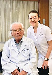 山元敏勝医師 宮崎のクリニックにて